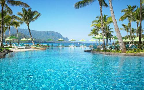 Những resort sang trọng bậc nhất tại quần đảo Hawaii