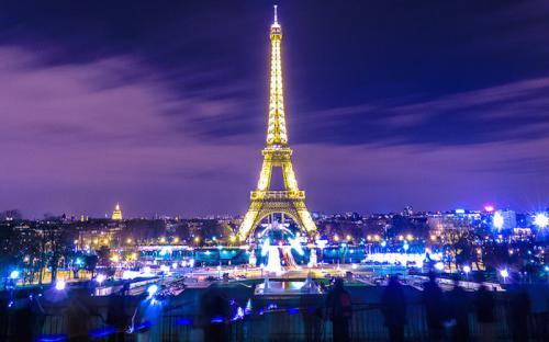Đêm Paris!