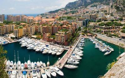 Sống như đại gia một lần tại Monaco