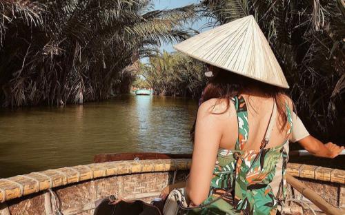 Rừng dừa Bảy Mẫu, điểm check in mới nổi cực hot ở Hội An
