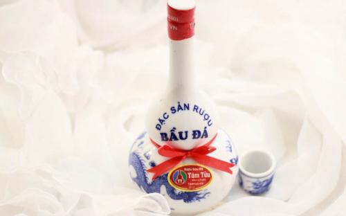 Rượu Bàu Đá - Đệ nhất tửu của đất võ Bình Định