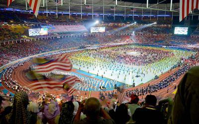 Chiêm ngưỡng SVĐ Bukit Jalil nơi diễn ra trận chung kết Việt Nam - Malaysia