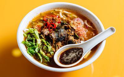 'Chết ngất' với thiên đường ẩm thực đường phố ở Penang