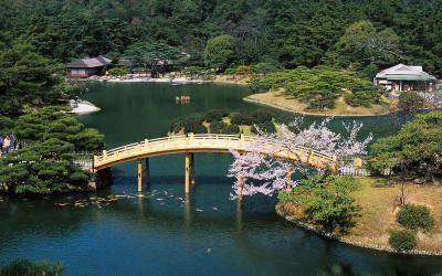 Lạc lối giữa chốn thiên đường mang tên Shikoku Nhật Bản