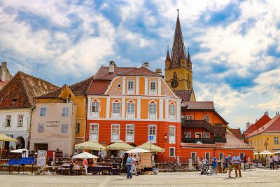 Thành phố Sibiu cổ kính giữa lòng Châu Âu