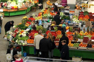 Khám phá 7 khu chợ ở thành phố St. Petersburg