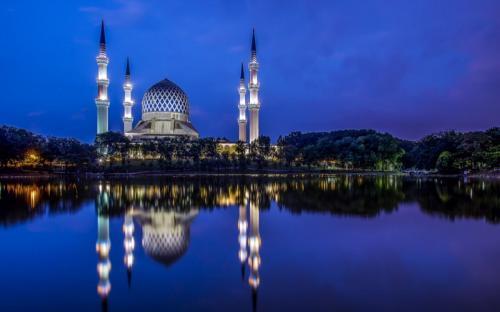 13 Nhà thờ Hồi giáo đẹp nhất Malaysia 'đốn tim' du khách từ cái nhìn đầu tiên (P.2)