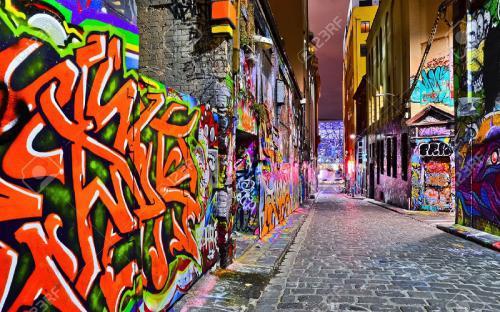 Những con ngõ sở hữu tác phẩm đường phố tuyệt đẹp tại Melbourne