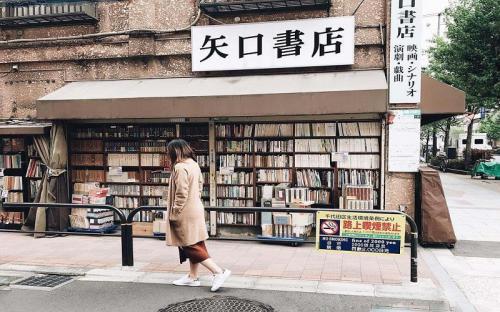 Chạm chân đến Jimbocho - thiên đường sách Nhật Bản
