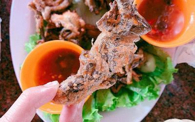 Thưởng thức thằn lằn núi Bà Đen - đệ nhất ẩm thực Tây Ninh