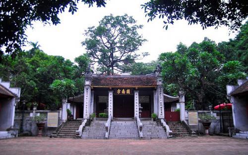 Đi lễ Vua Hùng nơi Thăng Long Tứ Trấn