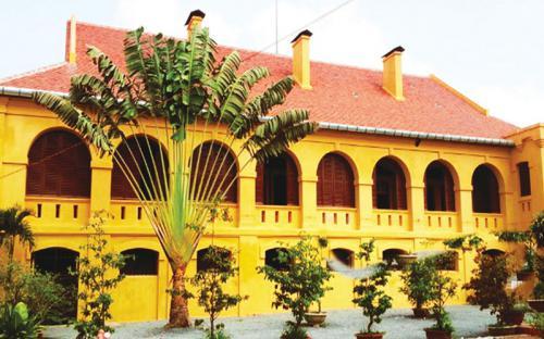 Thành Kèn - ngôi thành cổ nhất Nam Bộ