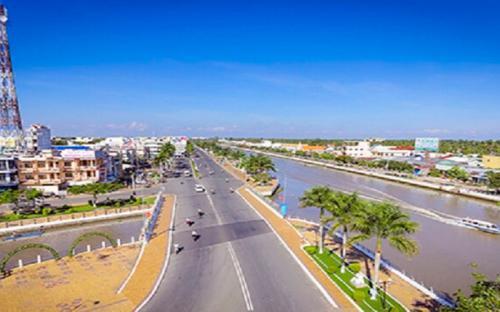 Thành phố Vị Thanh – Điểm du lịch bên dòng Xà No