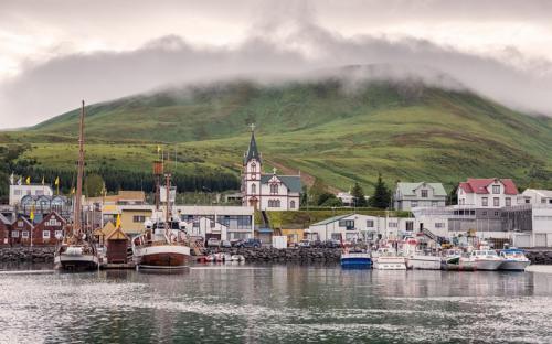 11 thành phố và thị trấn xinh đẹp ở Iceland
