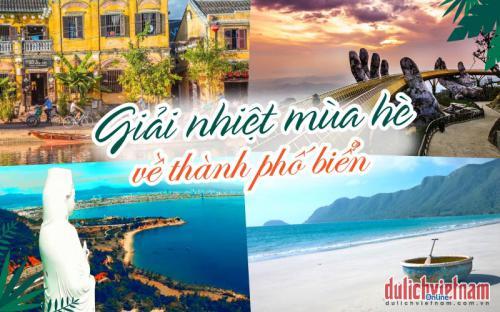 Giải nhiệt mùa hè với tour Hà Nội - Đà Nẵng 4N3Đ giá chỉ từ 4.690.000 VNĐ