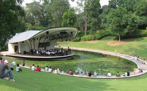 Kỳ thú Vườn bách thảo Singapore