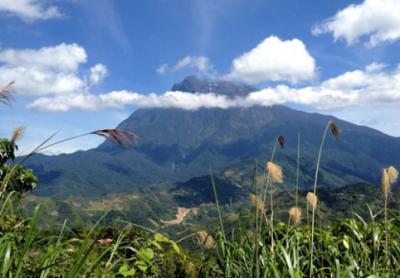 Du lịch sinh thái tại vườn quốc gia Kinabalu.