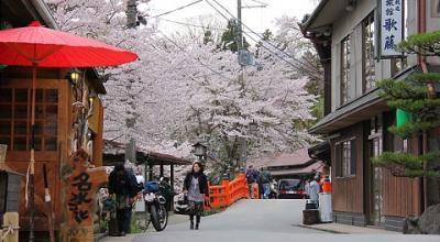 10 địa điểm đẹp miễn bàn ở Nhật Bản (P.1)
