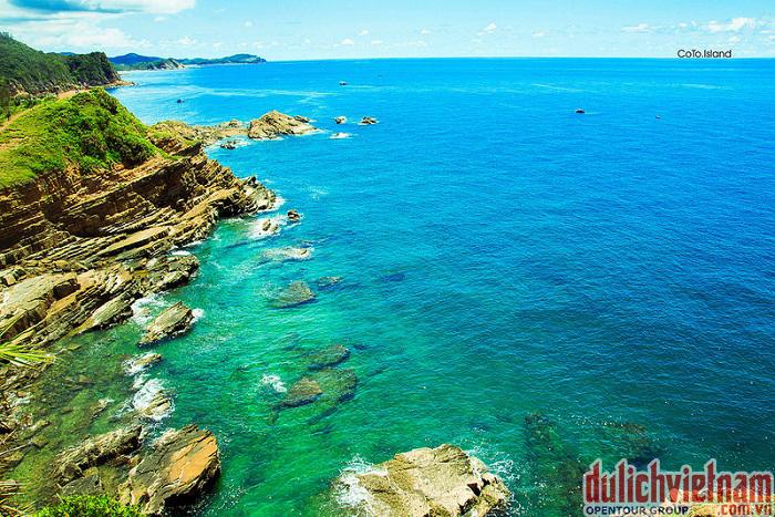 Chùm tour du lịch biển giải nhiệt mùa hè với giá cực hấp dẫn