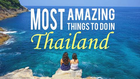 Khám phá vẻ đẹp tự nhiên với những trải nghiệm thú vị ở Thái Lan