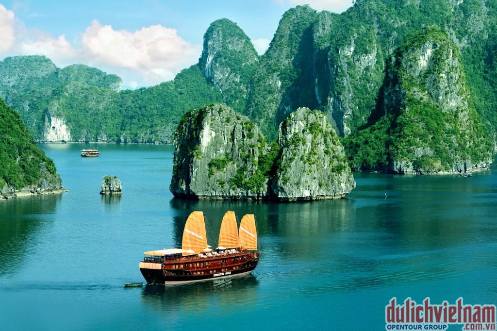 Vịnh Hạ Long đứng trong top 10 di sản UNESCO ấn tượng nhất châu Á do Roughguides bình chọn