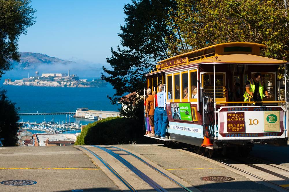 San Francisco - điểm du lịch Mỹ được yêu thích