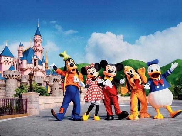 Disneyland - thế giới giải trí tuyệt vời ở LA