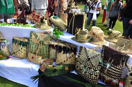 Mua ve di Auckland tham gia le hoi van hoa Pasifika