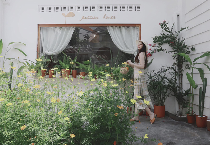 Cả Đà Lạt nên thơ gói gọn trong một Passion House