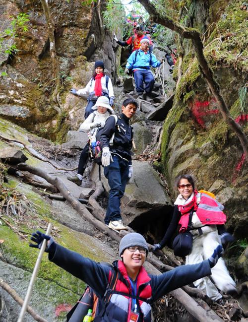 Hành trình ba ngày hai đêm chinh phục đỉnh Phanxipăng