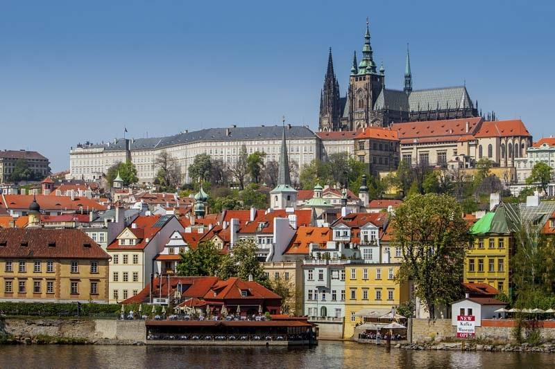Prague- thành phố vàng của châu Âu