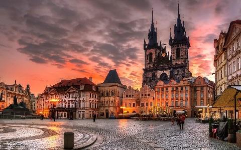 Prague - top điểm đến tốt nhất thế giới