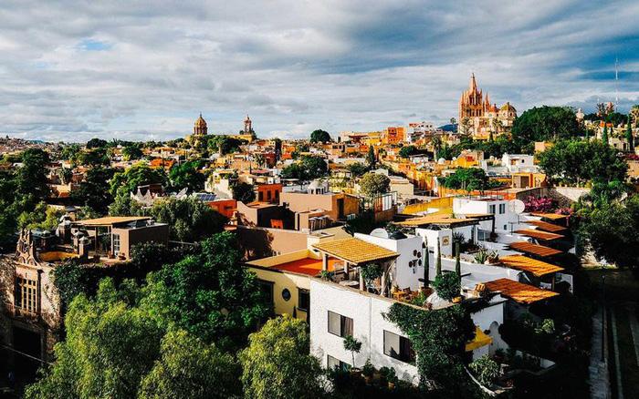 San Miguel de Allende đứng đầu danh sách thành phố tốt nhất thế giới