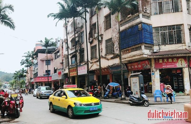 Huyện Hà Khẩu, tỉnh Vân Nam, Trung Quốc