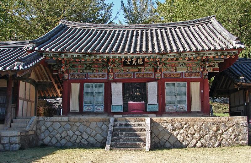 Đền Seonamsa – một trong những điểm yêu thích nhất ở Suncheon