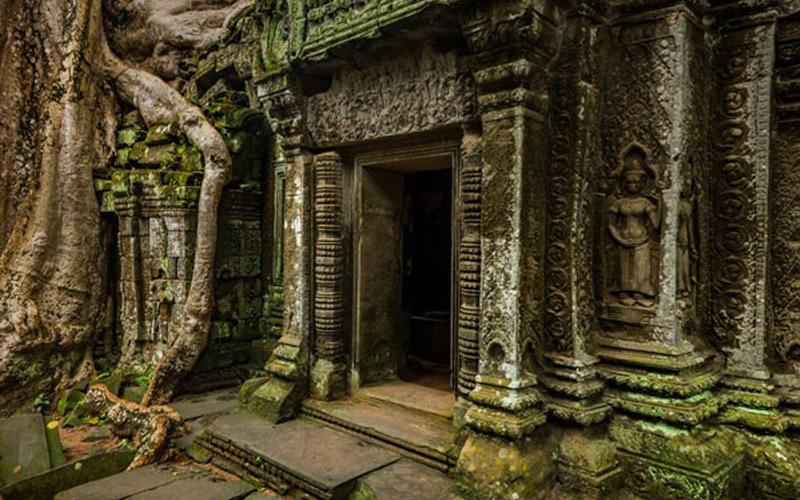 Một lần đến Siem Reap