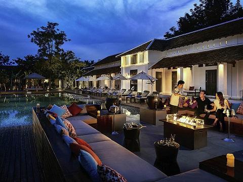 Đêm lãng mạn ở khách sạn Sofitel Luang Prabang
