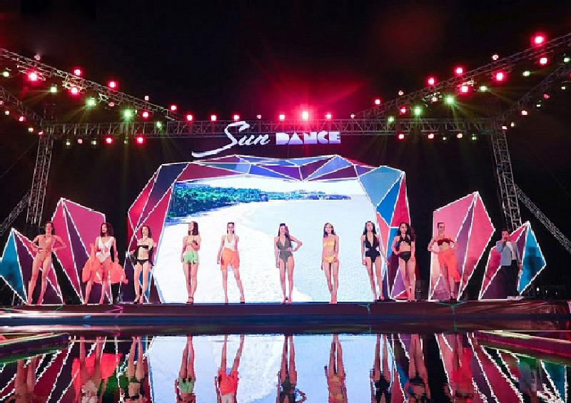 Sun Dance Festival thu hút hàng nghìn du khách đến với Hạ Long
