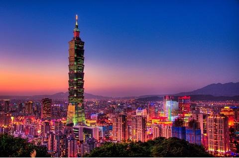 Taipei 101, Đài Bắc