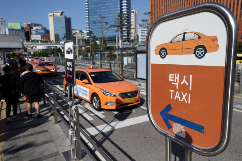 Hàn Quốc triển khai Taxi dành riêng phụ nữ