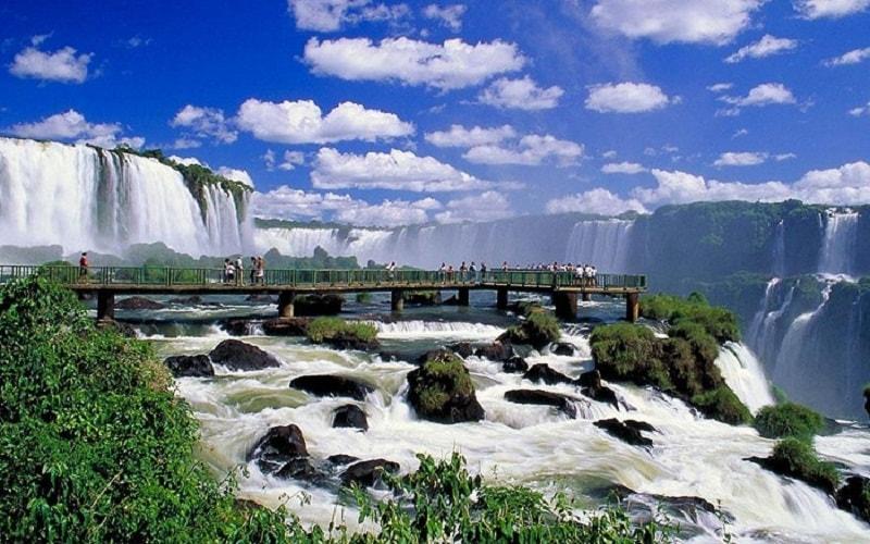 Thác Iguazu, Brazil