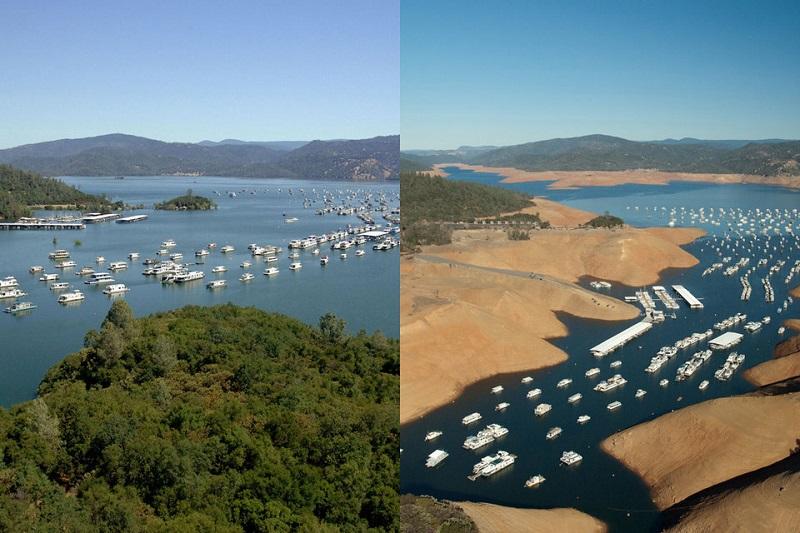 """""""10 years challenge"""": Thử thách cam go với mẹ Trái Đất"""