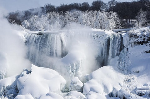 Thác Niagara tuyệt đẹp