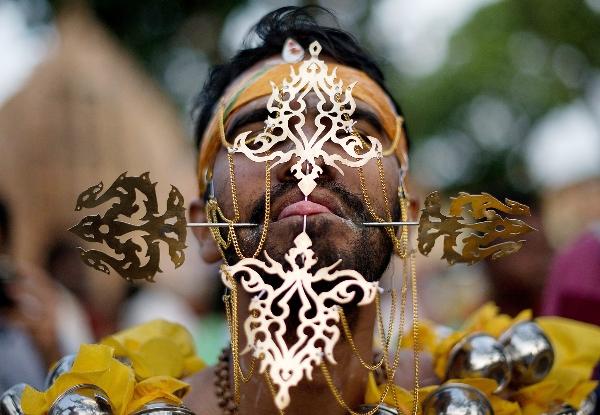 Lễ hội Thaipusam – Malaysia