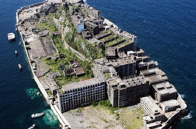 Rợn tóc gáy với những thành phố chết trên thế giới