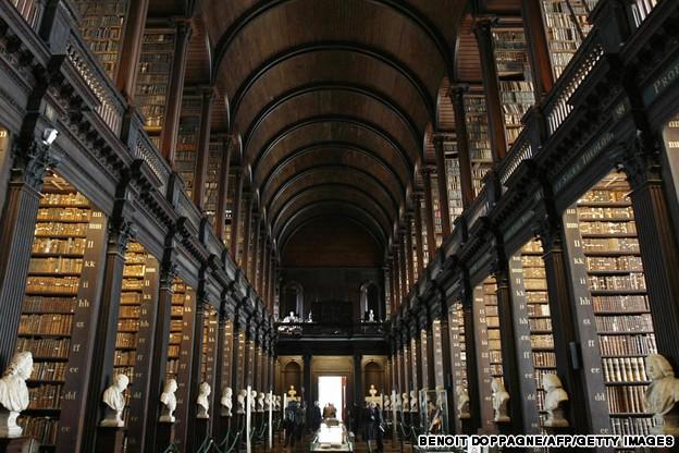 Ngạc nhiên trước 7 thư viện đẹp nhất trên thế giới