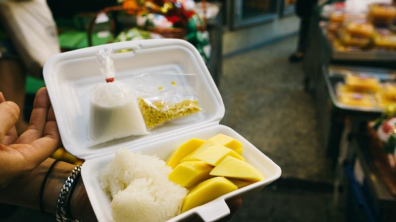 Thái Lan đón du khách Trung Quốc đến tiệc xoài khổng lồ