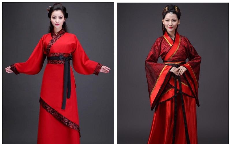 Nét đẹp tinh tế trong trang phục của phụ nữ phong kiến Trung Hoa
