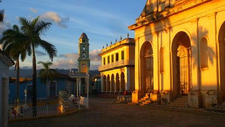 Kết quả hình ảnh cho Thành phố Trinidad