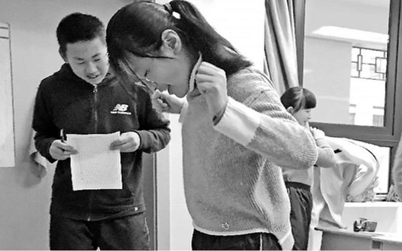 Trung Quốc: Sau Tết, học sinh bị phạt nếu tăng cân